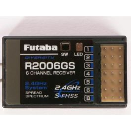 R2006GS FHSS receiver