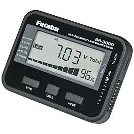 Futaba - BR-3000 Contrôlleur Batteries