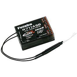 Futaba R7114SB 2.4GHz FASTT/FASSTest S.BUS Receiver
