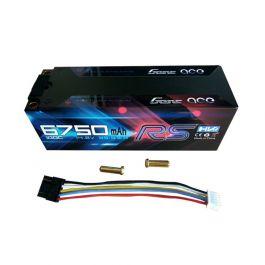 4S 6750mAh 15.2V HV HardCase Lipo with Molex