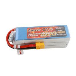 GensAce 1800mAh 6S 22.2V 45C LiPo Battery