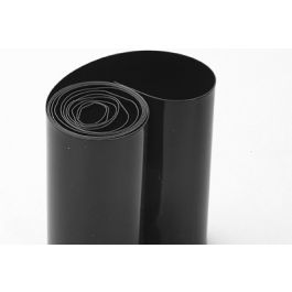 Shrink tubing 46mm, black (1m)