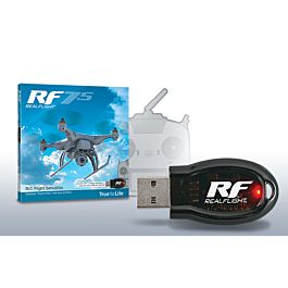 Real Flight 7.5 wireless SLT interface