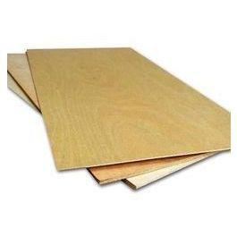 Aircraft plywood, birch 1mm 300x600mm