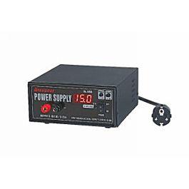 Adjustable powersupply 5-15 V 0-20 A