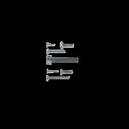 M2x10 Vis à tête cylindrique (20 pcs)