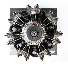 Moki S350/7 - 350cc 7 cylinder Radial engine (with ignition)