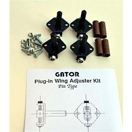 Gator Wing adjusters (4 pcs)