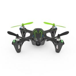 Hubsan X4 Mini Quadcopter LED with camera and 4CH 2.4GHz LCD TX black