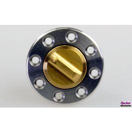 Refueling valve (lockable)