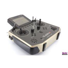 Jeti DS-16 II Handheld Transmitter Carbon Line Yellow (Multimode)