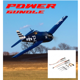 Hangar 9 F6F Hellcat 15cc - COMBO with retracts