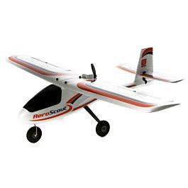 AeroScout S 2 1.1m -  BNF Basic met SAFE technolgie