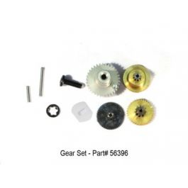 Gear set HS-225MG/5245MG/7245MH