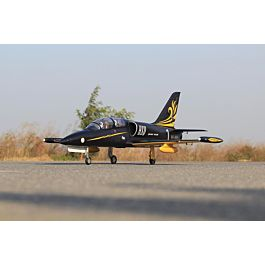 HSD L-39, Black scheme 120mm EDF / 12S PNP Jet