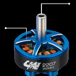 XRotor 2207-2650KV BLUE V1