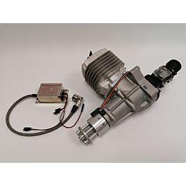 3W 80 moteur avec allumage - New (second hand)
