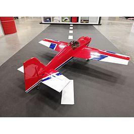 """Neuf - EF MXS 48"""" Rouge/Blanc (Modèle Showroom)"""