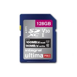 Integral SDXC card V30 128GB