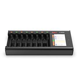 ISDT SMART CHARGER N8 - 18W, 1,5A, 1-8S Nixx/LiXX, AA , AAA