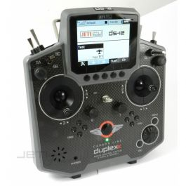 Jeti Duplex DS-12 + R5L Multimode - Carbon Edition