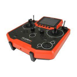 Duplex 2.4EX handheld transmitter DS-12 Multimode red
