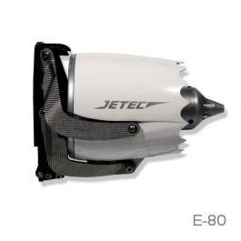 Mig Flight JETEC E-80 retractable EDF 80mm 2200kV (5-6S)