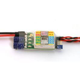 MAXBEC (2S liXX / 5-6 NiXX - 5A / 12A peak)