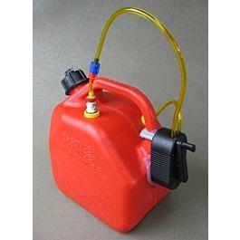 Jersey Modeler - Brandstoftank 2.5 RHP-R (10L) met hand pomp