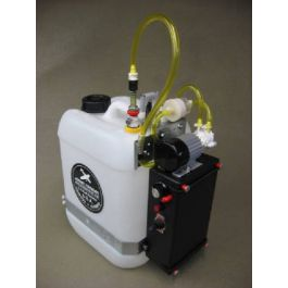 2.5 gallon Electric Fuelcan for Kerosene or Smoke Fluid