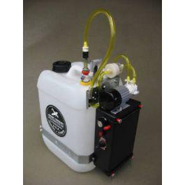 2.5 gallon Electric Fuelcan for Kerosene or Smoke Fluid