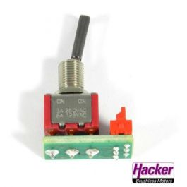 Jeti Switch short 2 pos. for DS-16