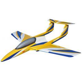 Xcalibur ARF jet Yellow