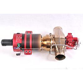 KingTech K45TP G4 Restart Turboprop