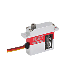 KST DS145MG Digital Micro servo (0.10s, 5.2kg)