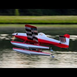 """Float Kit 65"""" Turbo Duster - Red/White Scheme"""