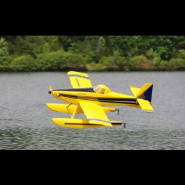 "Float Kit 65"" Turbo Duster - Yellow/Black Scheme"