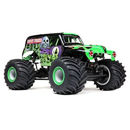 Losi LMT Grave Digger 4WD Solid Axle Monster Truck - RTR