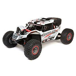 Losi - 1/6 Super Rock Rey V2 4WD Brushless Rock Racer RTR - White