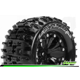 Louise RC - MT-PIONEER - 1/10 Monster Truck Pneus - HEX 12mm