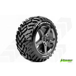 Louise RC - T-APOLLO 1/8 Truggy Tyres HEX 17mm black/chrome