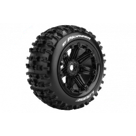 Louise RC - ST-PIONEER - 1/8 Stadium Truck Tyres - HEX 17mm