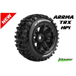 Louise RC - ST-PIONEER - 1/8 Stadium Truck Tyres - HEX 17mm
