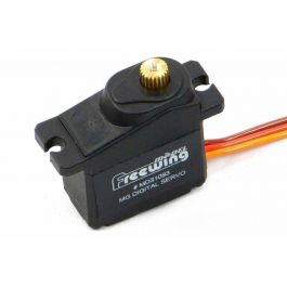 Freewing 9g Metal Gear Servo 90cm lead (for 70-80mm EDF jets)