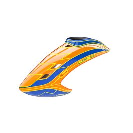Canopy LOGO 700, neon-orange/blue