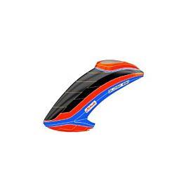 Canopy GLOGO 690 SX, neon-orange/blue