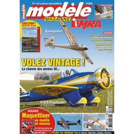 Modèle Magazine January 2021