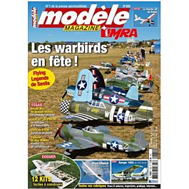 Modèle Magazine April 2021
