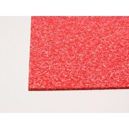 EPP sheet 595x800x6mm - Red