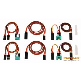 Multiplex Cableset for Funray (1-00112)
